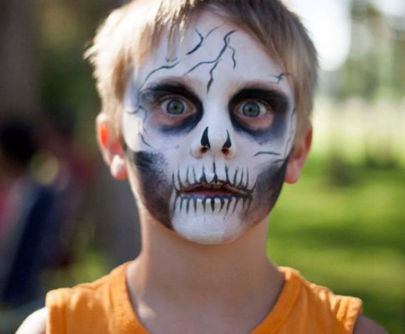 • Boys Face Paint