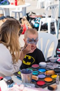 Face painter, Facepainter